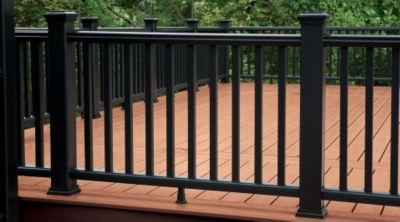 Trex Transcend Railing At Capps Home Building Center