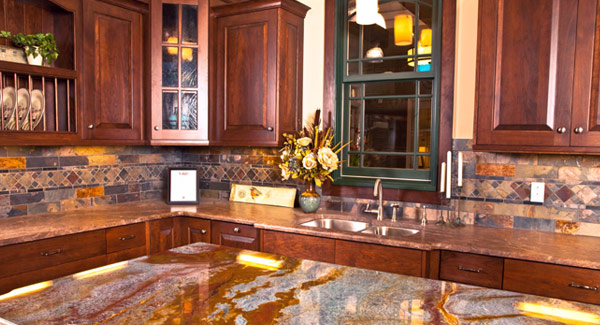 Custom Design Kitchen Islands